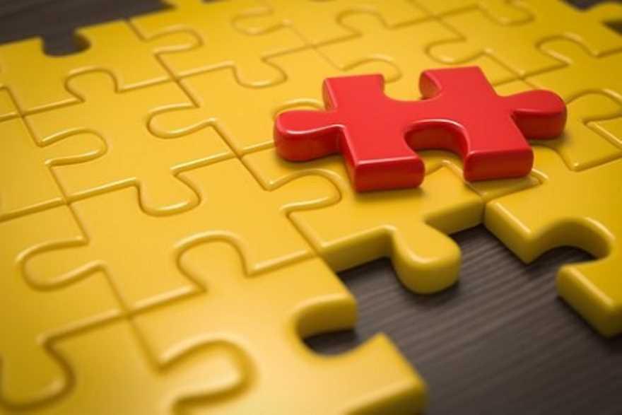 Puzzle-Teil