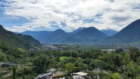 Landschaft in Südtirol 2